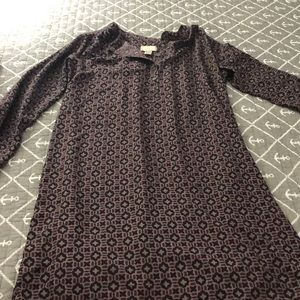 Size S- Loft mid sleeve dress